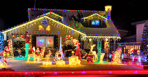 Residence Holiday Lighting Contest